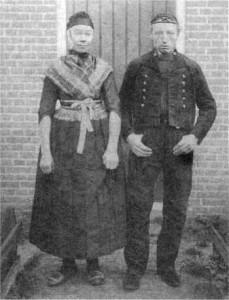 Het molenaars echtpaar Coster